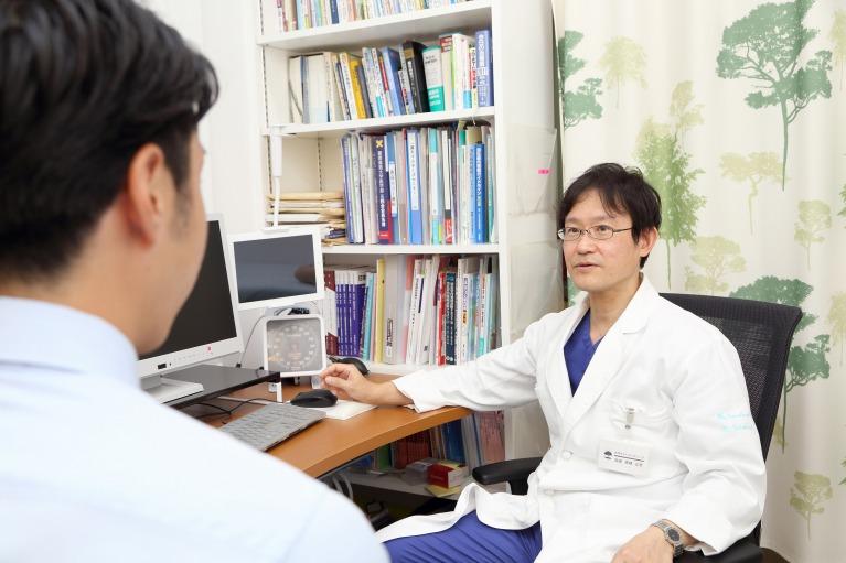 専門医によるきめの細かい医療